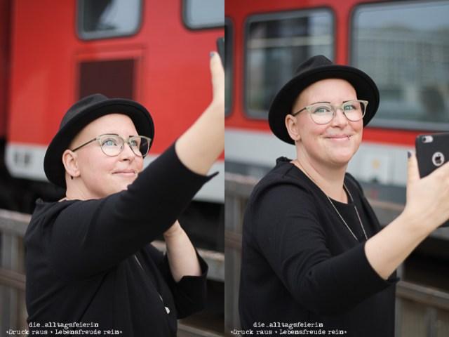 Miniblogst17, Agentenkind, Selfie, Bloggerin, Frankfurt am Main, Frau mit Hut, MiniBLOGST