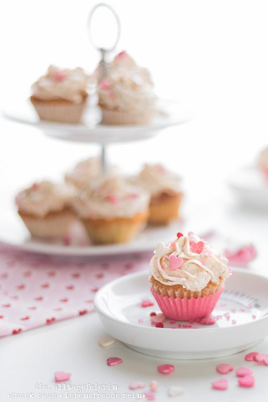 * Mini-Cupcakes zum Muttertag *