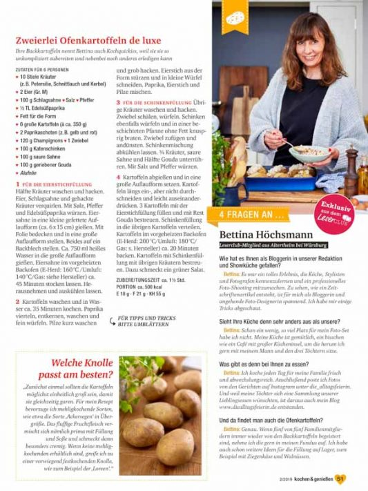 kochen & genießen, diealltagsfeierin.de Mein Rezept, Foodstyling, Fotoset, Details Fotoset, Fotoprops, Bildbearbeitung, Lightroom, gefuellte Ofenkartoffeln, Fotoset, House of Food,