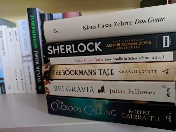 Meine Buch-Geschenk-Tipps für Weihnachten. Foto: Petra Breunig