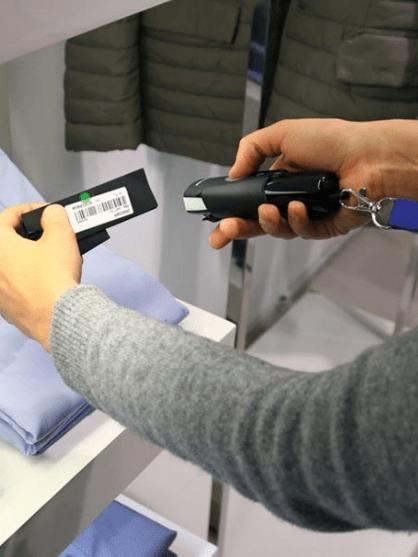 Retail Scanning
