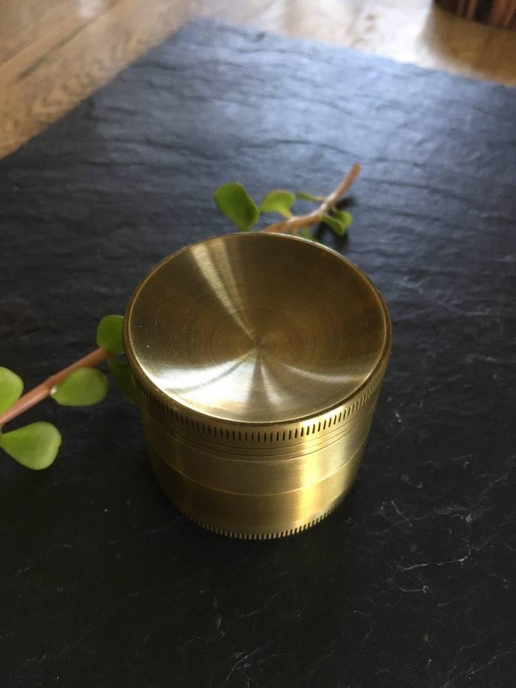 Alugrinder; 4-teilig; 50mm