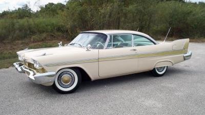 1958 Plymouth Fury 7