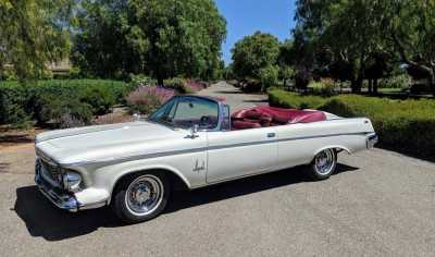 1963 Imperial Crown Convertible 4