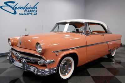 1954 Ford Crestline 6