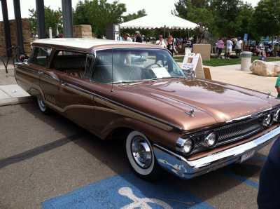 1960 Mercury Colony Park station wagon 2