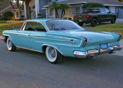 1962 Chrysler 300H 7BRUSH REAR