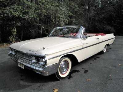 1961 Mercury Monterey Convertible 5a