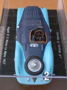 Spark 43LM37 Bugatti pic3