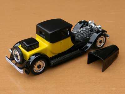Rio 74 Bugatti Royale Chassis 41100 2nd version pic4