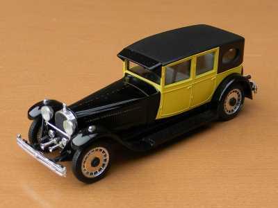 Rio 54 Bugatti Royale Chassis 41100 3rd version pic1