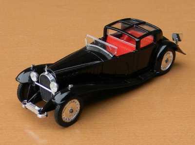 Solido 130 Bugatti Royale Chassis 41100 5th version pic1
