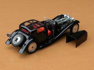 Solido 130 Bugatti Royale Chassis 41100 5th version pic2