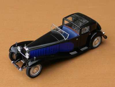 Ixo MUS053 Bugatti Royale Chassis 41100 5th version pic1