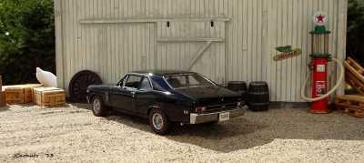 1969 Chevrolet Nova SS FS5