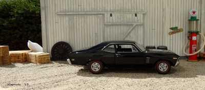 1969 Chevrolet Nova SS FS4