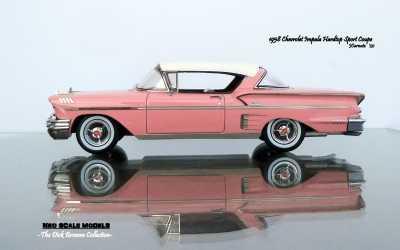 1958 Chevrolet Impala Hdtp S3