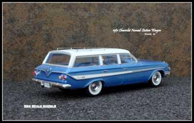 1961 Chevrolet Nomad Wgn 7