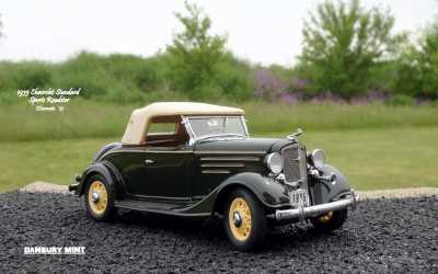 1935 Chevrolet Roadster G02