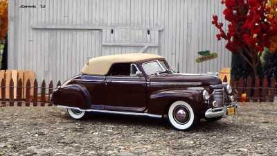 1941 Chevrolet Spec DeLuxe C1