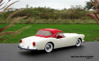 1954 Kaiser Darrin Cabrio 14