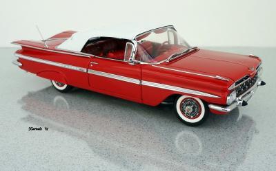 1959 Chevrolet Impala Cnv R05