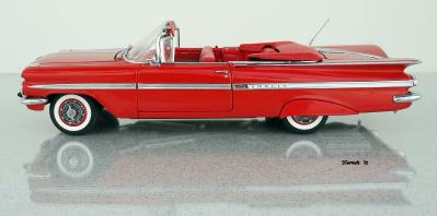 1959 Chevrolet Impala Cnv R03