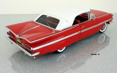 1959 Chevrolet Impala Cnv R11