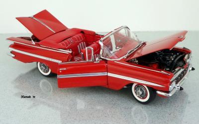1959 Chevrolet Impala Cnv R13