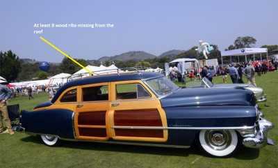 1952 Cadillac Schwartz Body 2