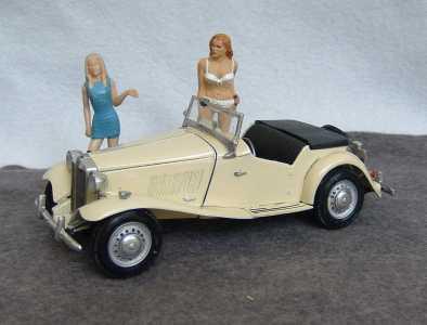 1951 MGTD #3