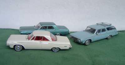 1964 Dodges #5