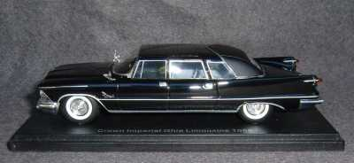 1958 Imperial limo #1
