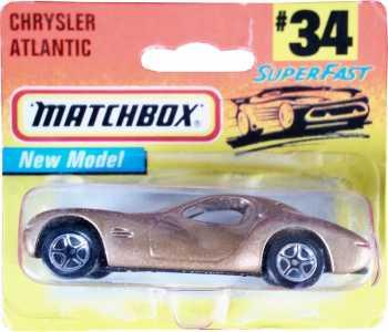 Chrysler Atlantic package front