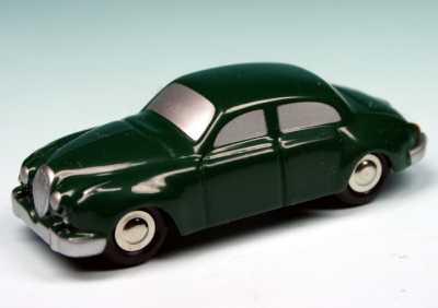 005011 Schuco Piccolo Jaguar MKII z1