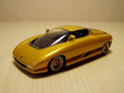 Chevrolet Corvette Bertone Nivola (1990)