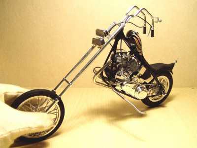 Harley Davidson Chopper (1981)