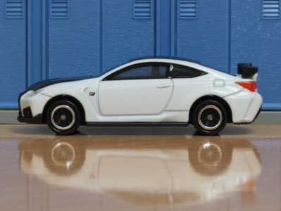 Tomica 84 Lexus RC F Performance package