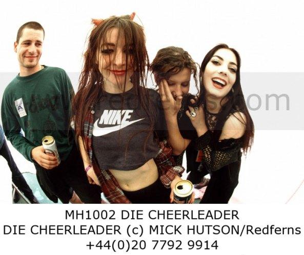 Die Cheerleader (c) Mick Hutson