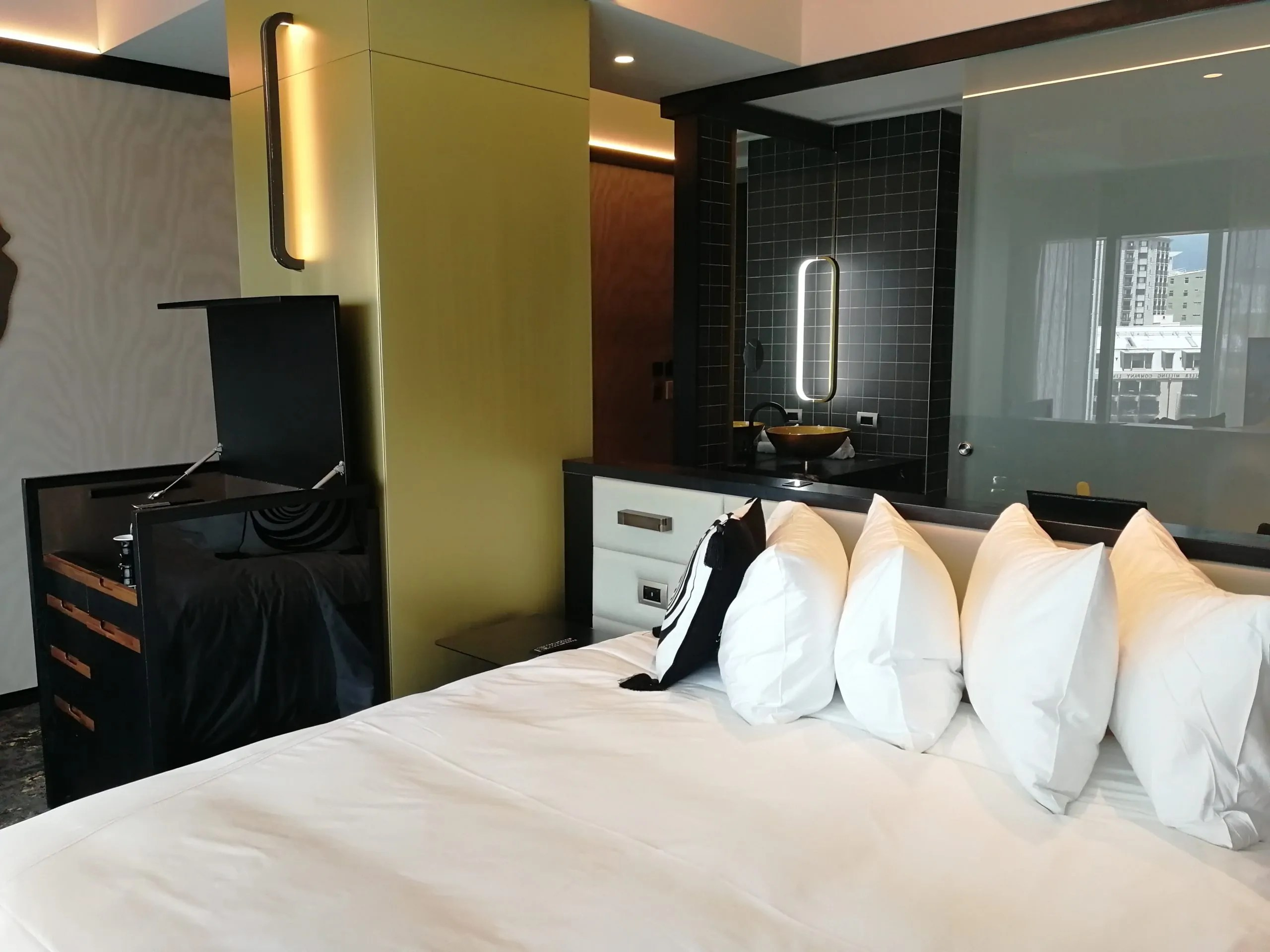 Unser tolles Hotel in Auckland