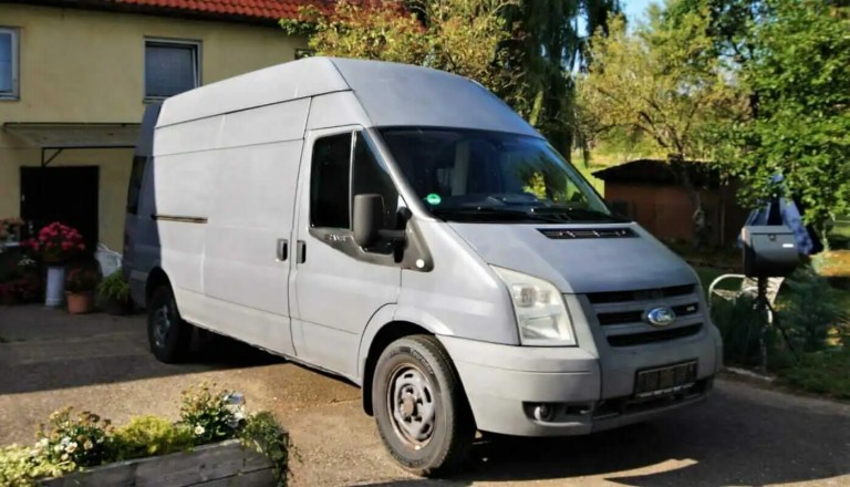 Read more about the article Unser Camper Ausbau – die Planung