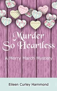 Murder So Heartless - book cover.