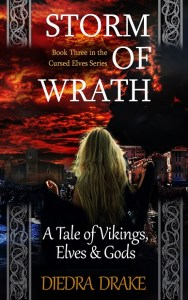 Storm of Wrath - The Cursed Elves Series - Book 3 - By Diedra Drake