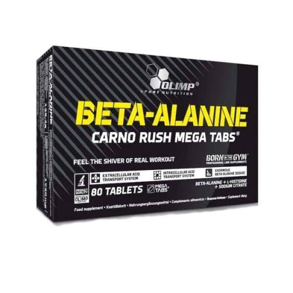 Olimp - Beta-Alanine Carno Rush