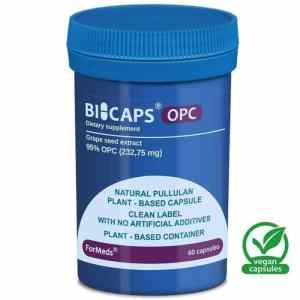 Bicaps OPC- Druivenpit / Grape seed extract (245 mg)