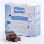 TimFit Maaltijdreep Pure Chocolade (Doos 6st.)