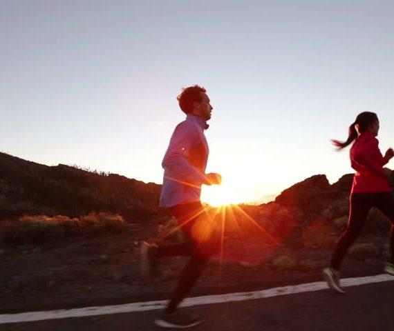Sporten om conditie te verbeteren