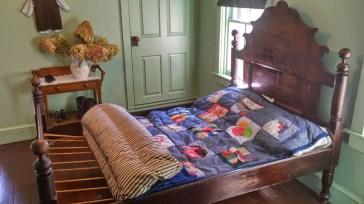 Die Betten sind mittlerweile moderner geworden
