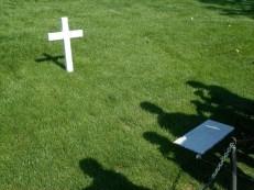 Das Grab von Robert Kennedy