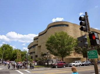 Das Museum der amerikanischen Indianer